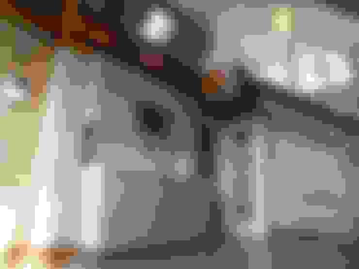 Баня на Николиной Горе: Кухни в . Автор – архитектурная мастерская МАРТ