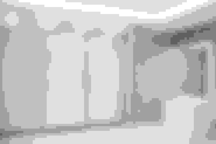 Bedroom تنفيذ Rubenius Interiors