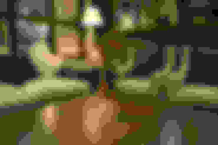 Paisajismo de interiores de estilo  por Cor d'estel