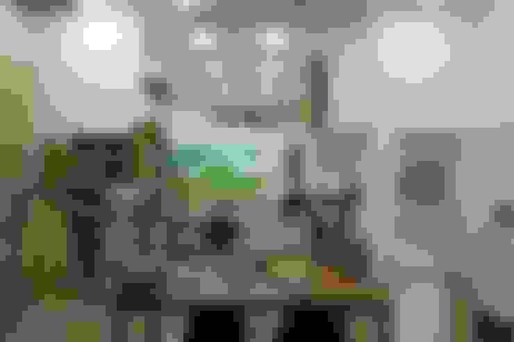 Media room by 위드하임