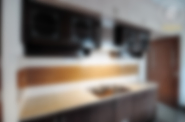 Modular Kitchen - After:   by Aegam