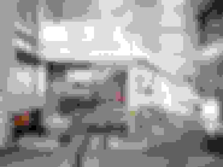 ห้องนั่งเล่น by LK&Projekt GmbH