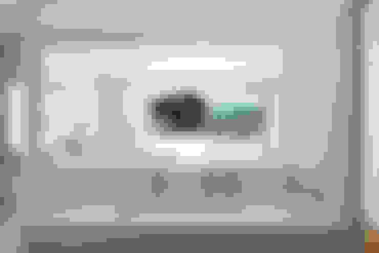 Casas de banho  por 08023 Architects