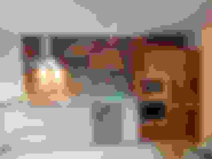 Nhà bếp by Alma Braguesa Furniture