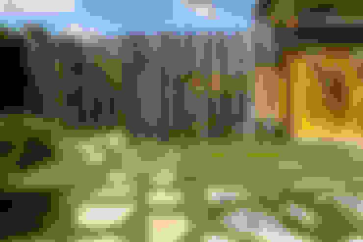 Jardines de estilo  de SCALI & MENDES ARQUITETURA SUSTENTAVEL