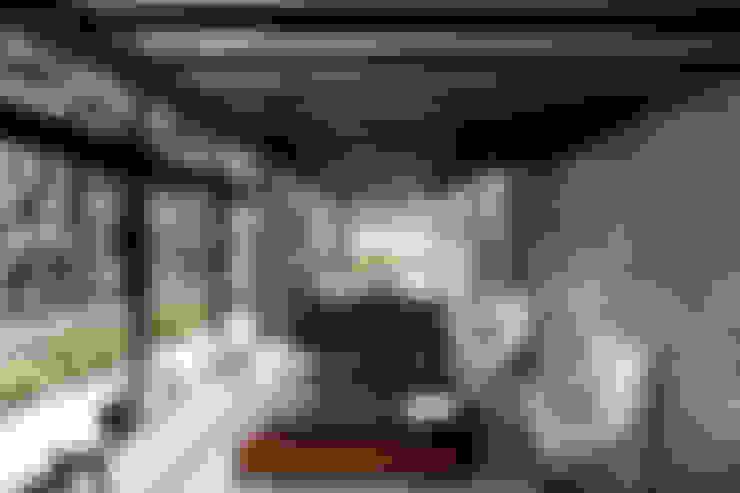 غرفة المعيشة تنفيذ VMArquitectura