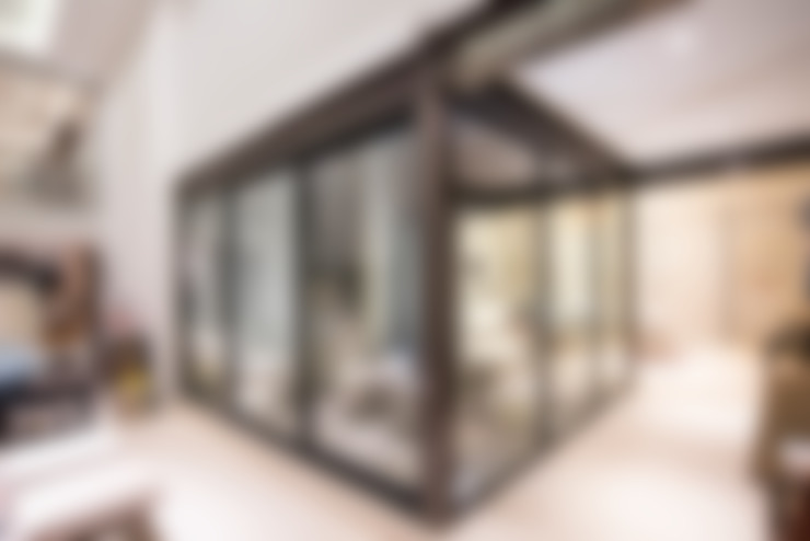 Paseo 82: Terrazas de estilo  por Sobrado + Ugalde Arquitectos