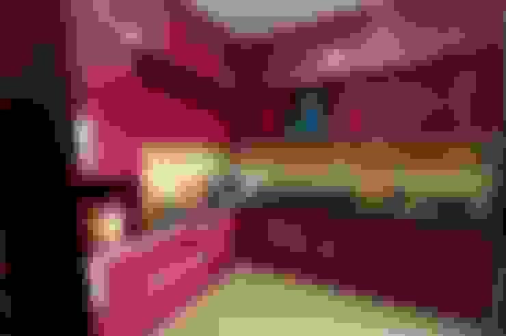 مطبخ تنفيذ Kriyartive Interior Design