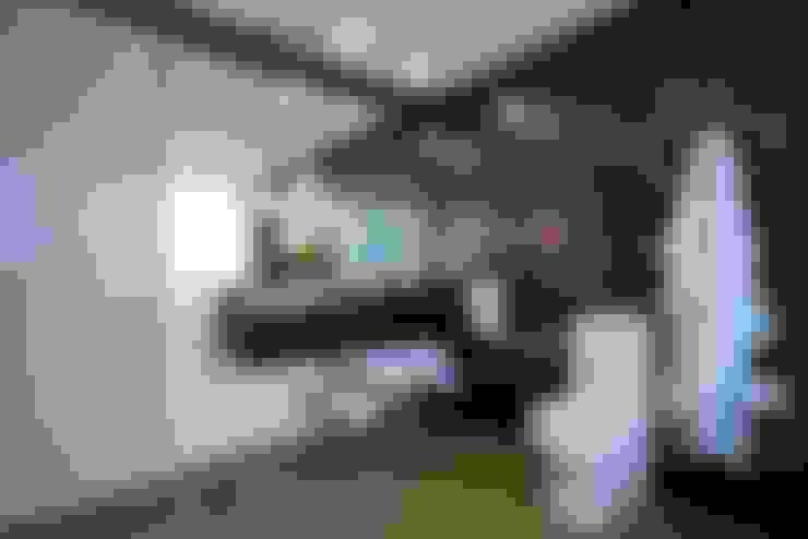 حمام تنفيذ HO arquitectura de interiores