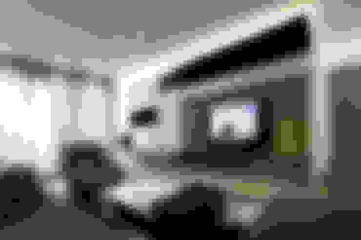 客廳 by inDfinity Design (M) SDN BHD