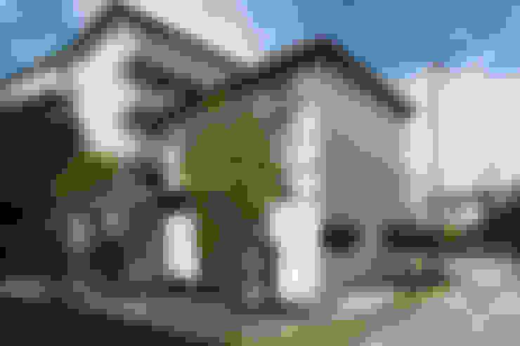 房子 by 山路哲生建築設計事務所