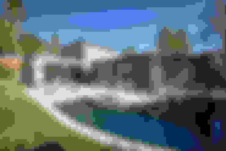 Сборные дома в . Автор – Construcciones F. Rivaz