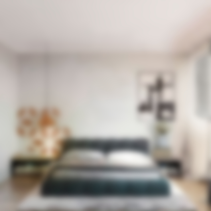 Edifico Versalles: Habitaciones de estilo  por COLECTIVO CREATIVO