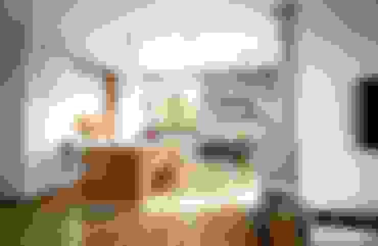Kitchen by Pracownia Projektowa ARCHIPELAG