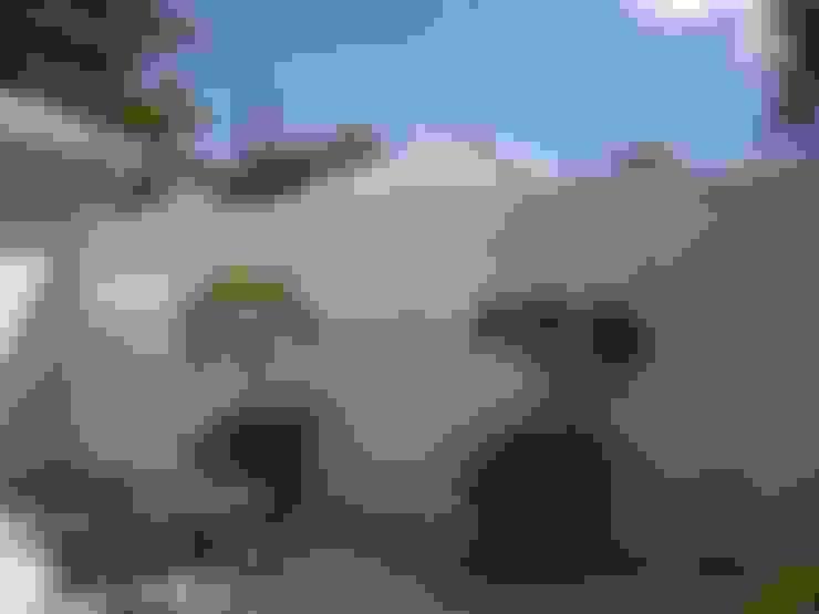 SCREEN 25mm DIAMOND:  Houses by Oxford Trellis