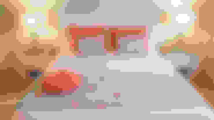 Dormitorios de estilo  por GRAÇA Decoração de Interiores