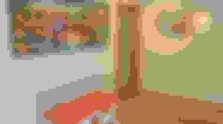 الممر والمدخل تنفيذ GRAÇA Decoração de Interiores