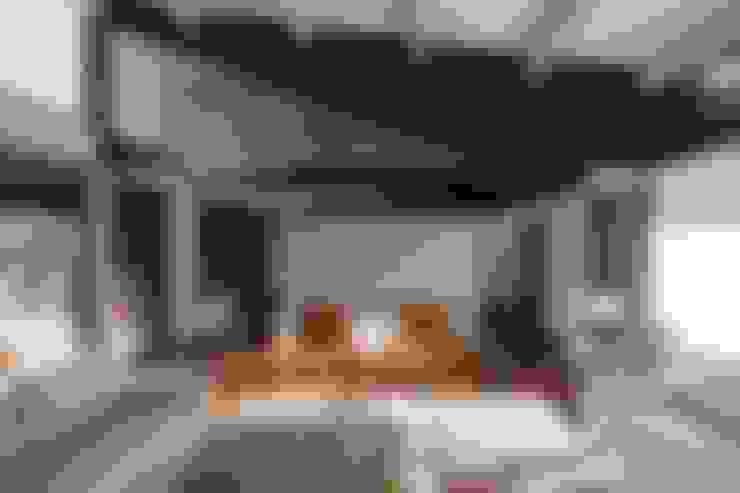 ห้องนั่งเล่น by SUN Arquitectos