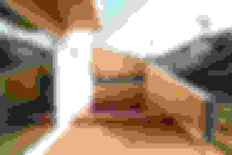 풀장: 주택설계전문 디자인그룹 홈스타일토토의  수영장