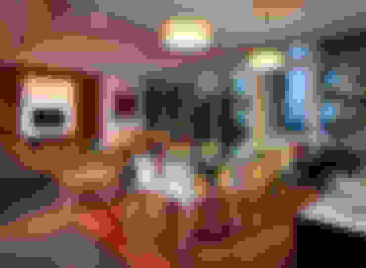 Comedores de estilo  por Local 10 Arquitectura