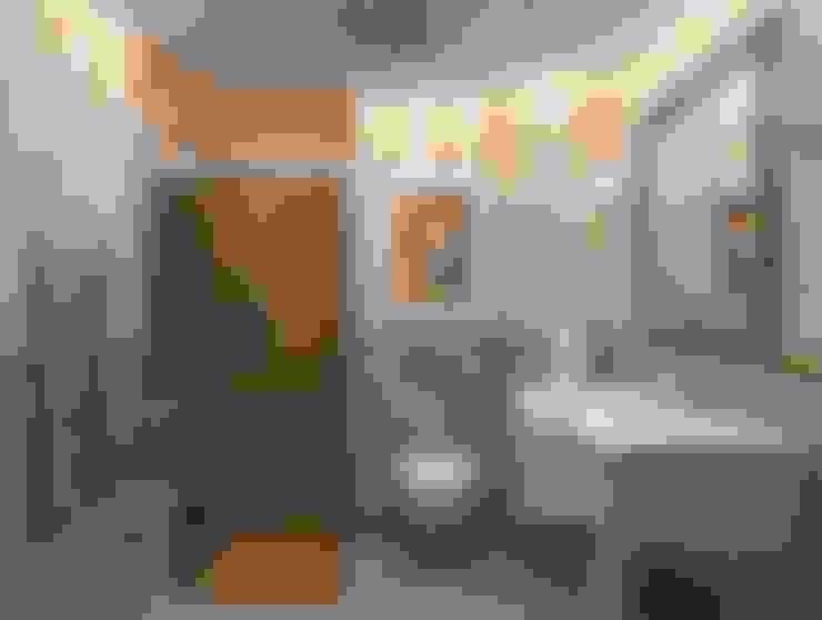 حمام تنفيذ ESA PARK İÇ MİMARLIK