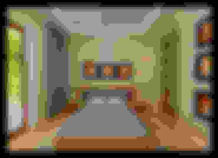 ESA PARK İÇ MİMARLIK – LBC İNŞAAT -76.CADDE ÖRNEK DAİRE :  tarz Yatak Odası