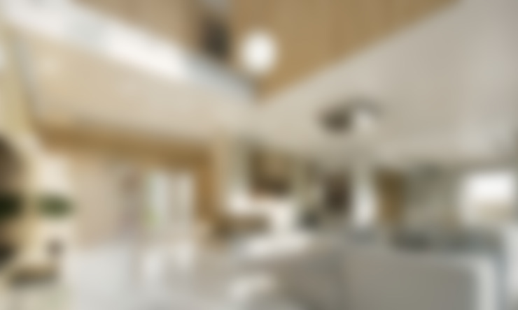 Living room by MG Projekt Projekty Domów