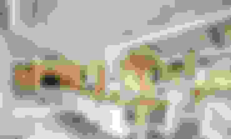 Dining room by MG Projekt Projekty Domów
