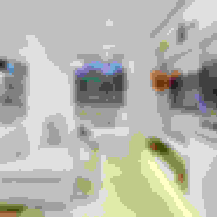 客廳 by Chris Silveira & Arquitetos Associados
