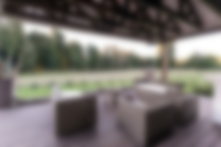 Terrasse de style  par ESTUDIO BASE ARQUITECTOS
