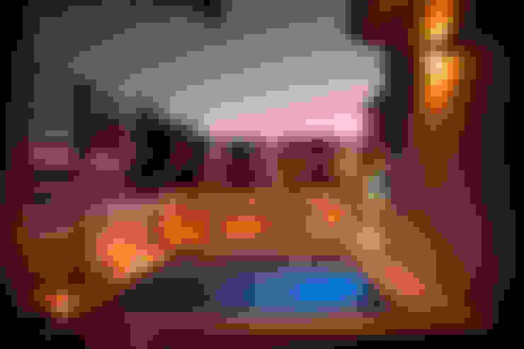 Pool von SENZA ESPACIOS