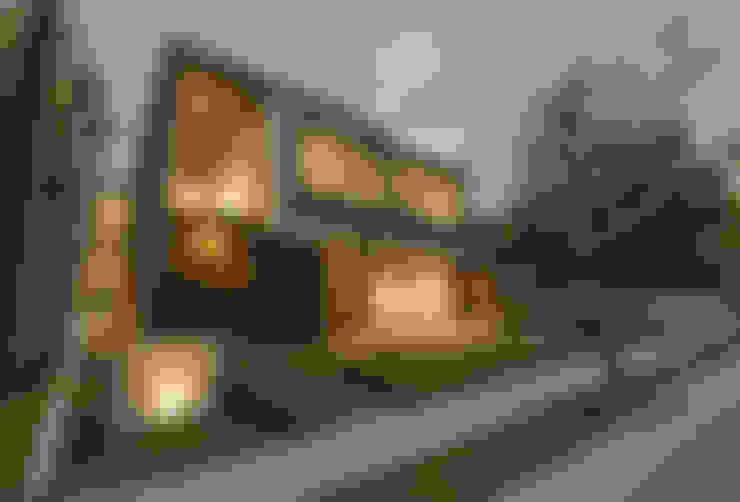 Vistas del Sol: Casas de estilo  por 2M Arquitectura