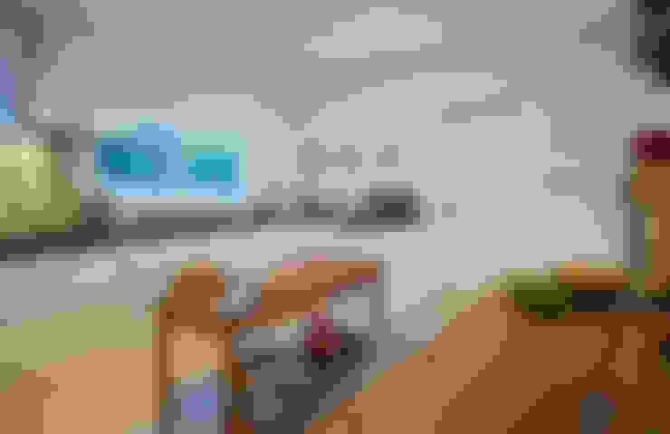 Cocinas de estilo  por IDALIA DAUDT Arquitetura e Design de Interiores