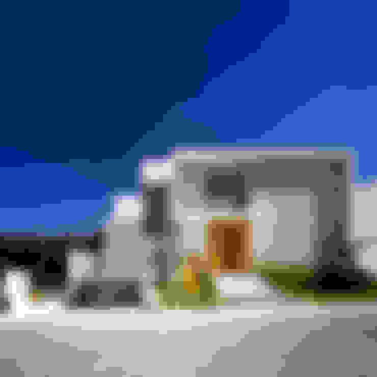 房子 by Agraz Arquitectos S.C.