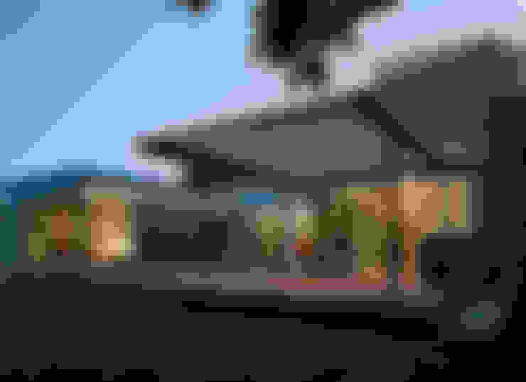 房子 by KUBE Architecture