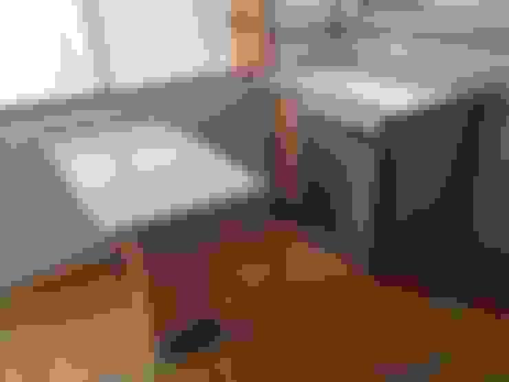 Cocinas de estilo  por N.Muebles Diseños Limitada