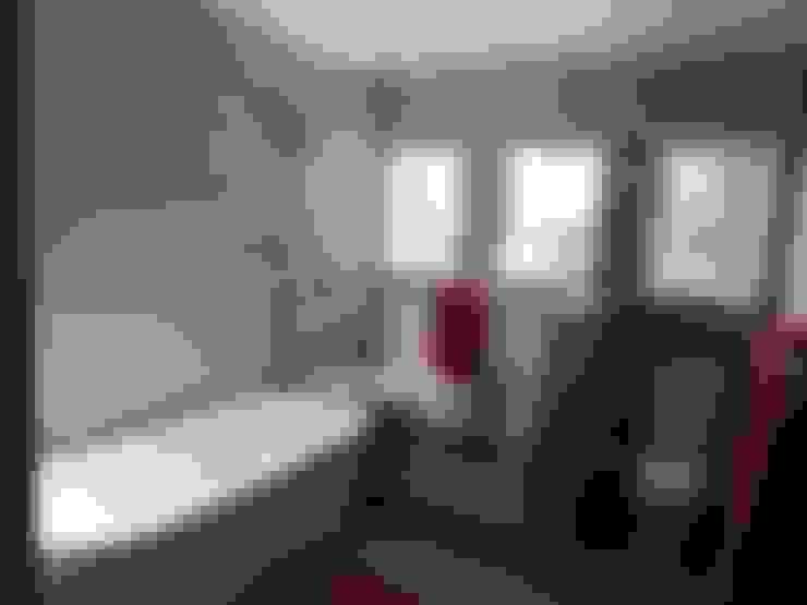 Badezimmer von DG Construction