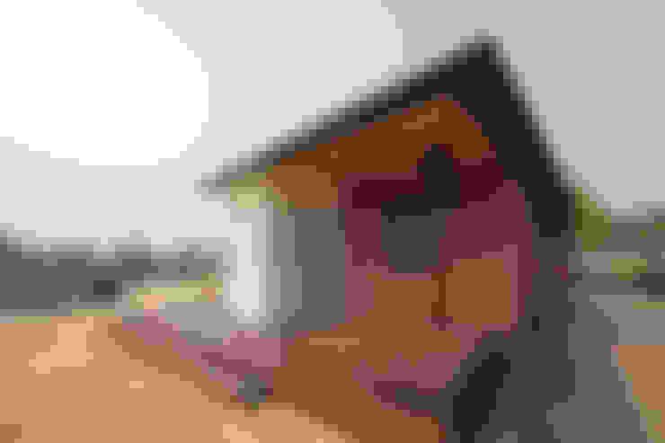 บ้านและที่อยู่อาศัย by 건축사사무소 재귀당