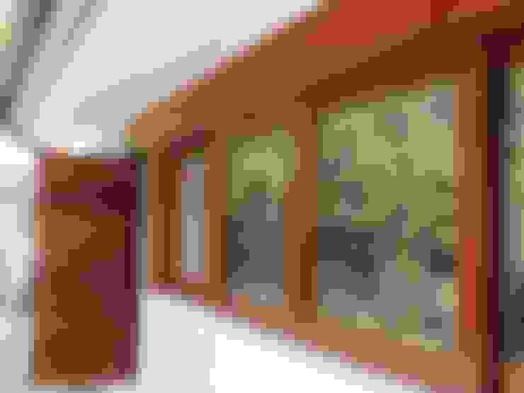 Meranti Double Sliding Window :  Windows by Window + Door Store Cape