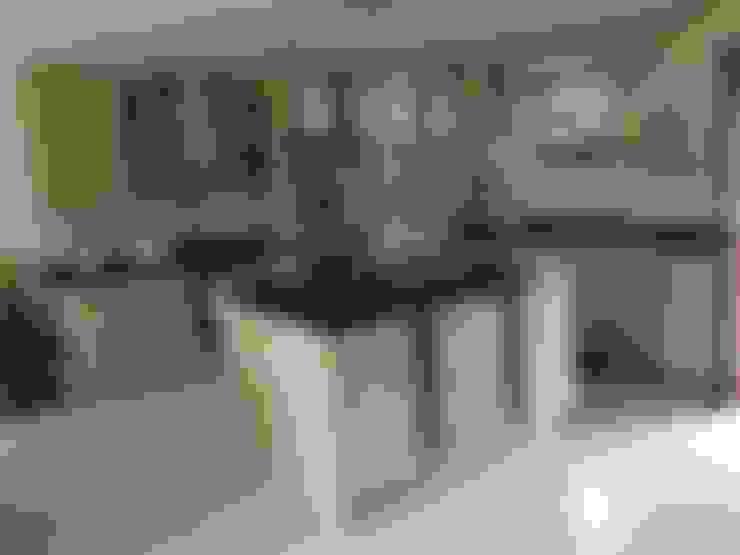 Cocinas de estilo  por TCC interior projects cc