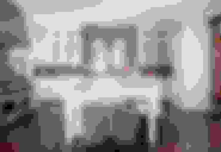 مطبخ تنفيذ Andrea Schumacher Interiors