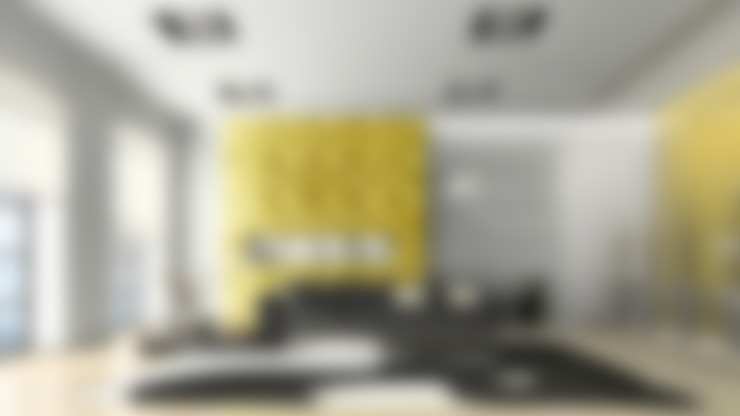 Projekty,  Salon zaprojektowane przez Loft Design System Deutschland - Wandpaneele aus Bayern
