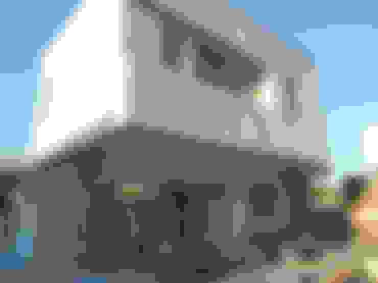 Дома в . Автор – MABEL ABASOLO ARQUITECTURA