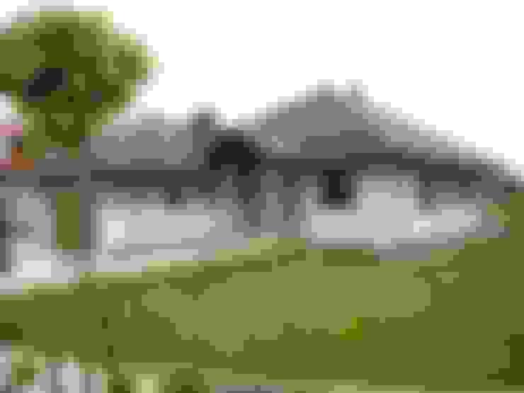 Дома в . Автор – Pracownia Projektowa ARCHIPELAG