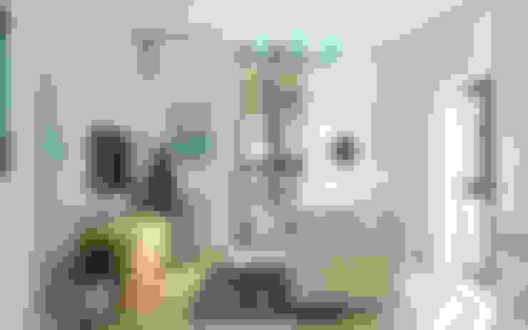 """Гостиная """"Mojito"""": Гостиная в . Автор – Студия дизайна Дарьи Одарюк"""
