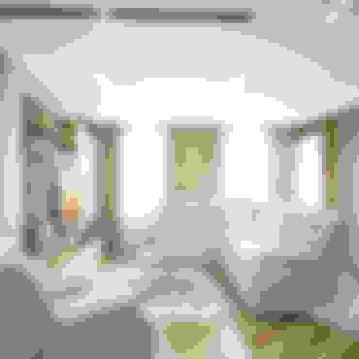 Гостиная-кухня: Гостиная в . Автор – Студия архитектуры и дизайна ДИАЛ