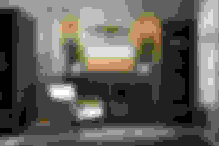 Эмпайр - современное воплощение мебельных традиций Российской империи: Гостиная в . Автор – Moonzana