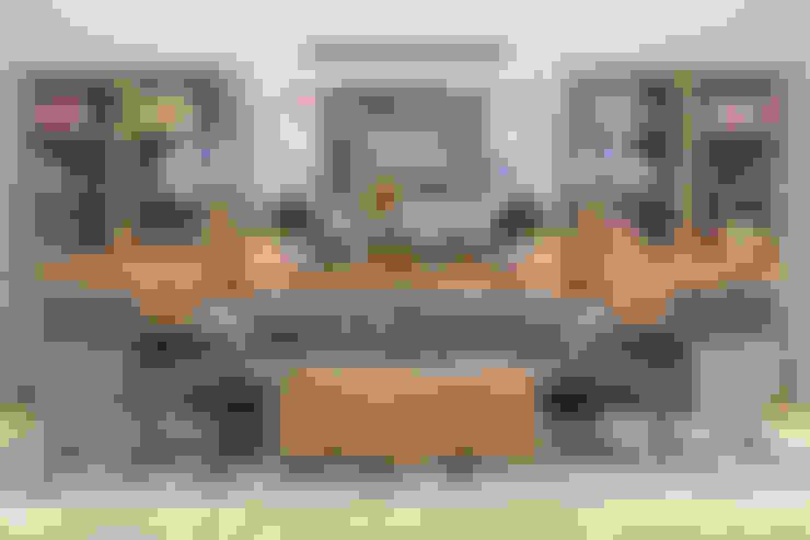 غرفة المعيشة تنفيذ Moonzana