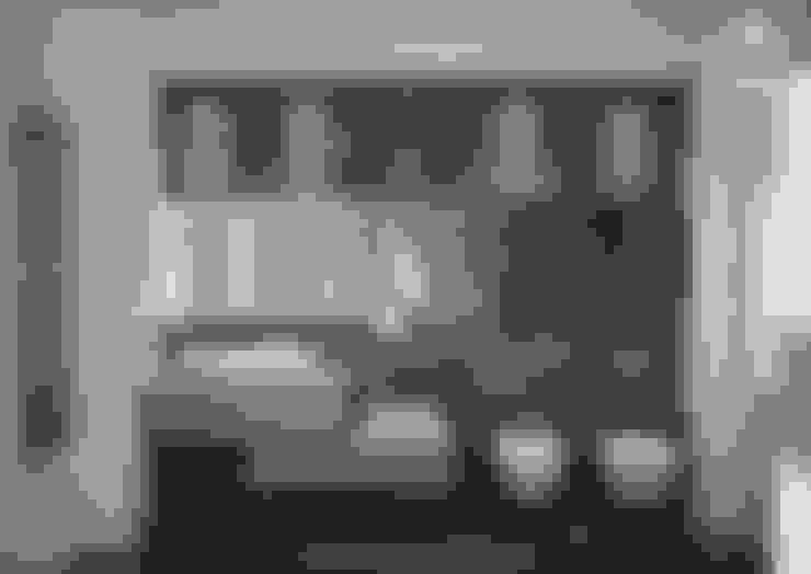 Baños de estilo  por Mezzettidesign