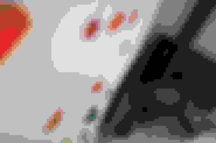 غرفة المعيشة تنفيذ FrameWork設計事務所